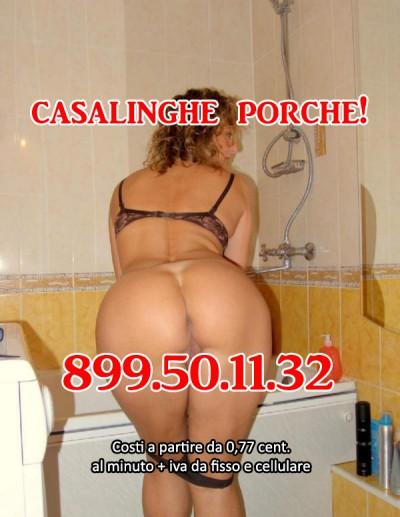 casalinghe porche al telefono