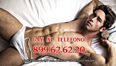 sesso gay al telefono