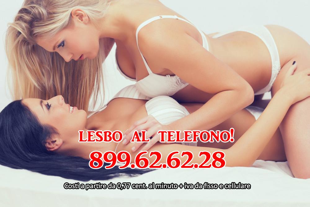 sesso lesbo al telefono