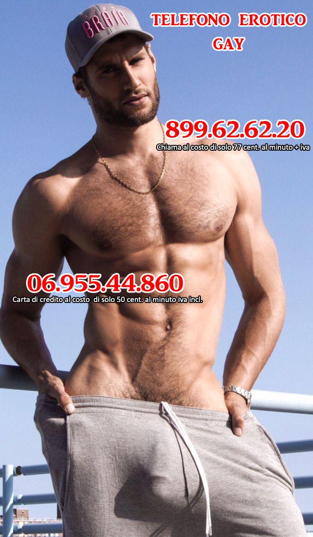 telefono erotico per gay
